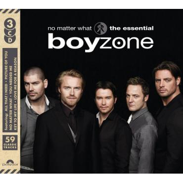 No Matter What: The Essential - Boyzone