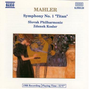 "Symphony No. 1 ""Titan""  - Gustav Mahler"