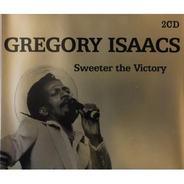 Sweeter The Victory - Gregory Isaacs