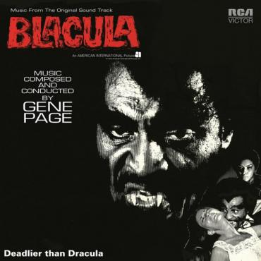 Blacula (Music From The Original Soundtrack) - Gene Page
