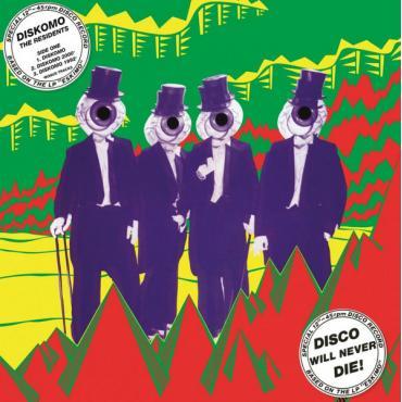 Diskomo / Goosebump - The Residents