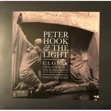Closer Live Tour 2011 Live In Manchester Volume One - Peter Hook And The Light