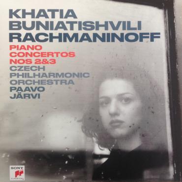 Piano Concertos Nos 2&3 - Khatia Buniatishvili