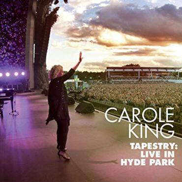 Tapestry: Live In Hyde Park  - Carole King
