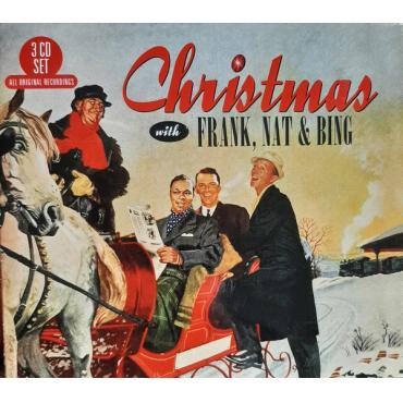 Christmas With Frank, Nat And Bing - Frank Sinatra