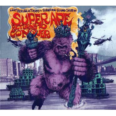 Super Ape Returns To Conquer - Lee Perry