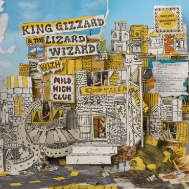 Sketches Of Brunswick East - King Gizzard And The Lizard Wizard