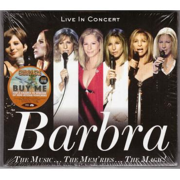 The Music... The Mem'ries... The Magic! (Live In Concert) - Barbra Streisand