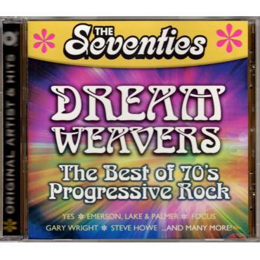 Dream Weavers (The Best Of 70's Progressive Rock) - Various Production