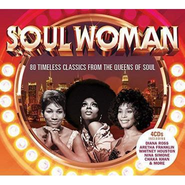Soul Woman - Various Production