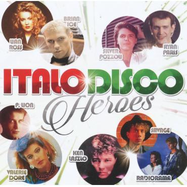 Italo Disco Heroes - Various Production