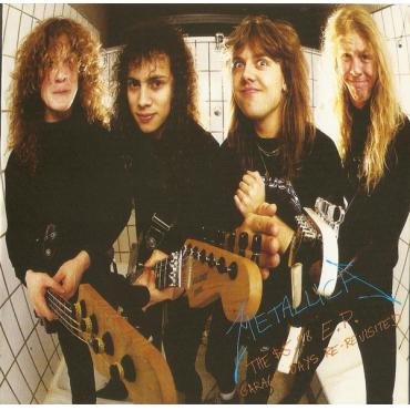 The $5.98 E.P. - Garage Days Re-Revisited - Metallica