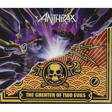 We've Come For You All / The Greater Of Two Evils - Anthrax