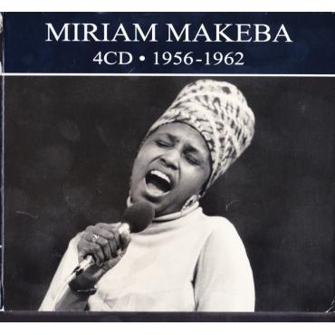 1956 - 1962 - Miriam Makeba