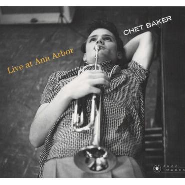 Live At Ann Arbor - Chet Baker