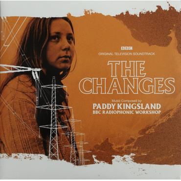 The Changes Original Television Soundtrack - Paddy Kingsland