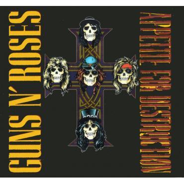 Appetite For Destruction = 毀滅慾-全面出擊 - Guns N' Roses