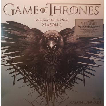Game Of Thrones (Music From The HBO Series) Season 4 - Ramin Djawadi