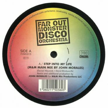Step Into My Life (M&M Main Mix By John Morales) - Far Out Monster Disco Orchestra