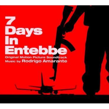 7 Days In Entebbe (Original Motion Picture Soundtrack) - Rodrigo Amarante