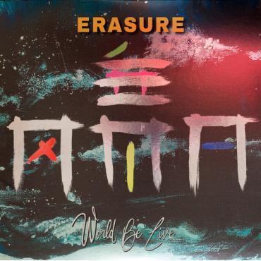 World Be Live - Erasure