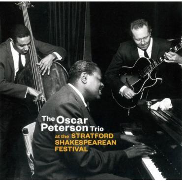 At The Stratford Shakespearean Festival - The Oscar Peterson Trio