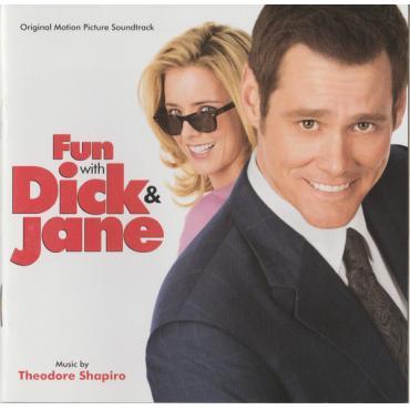 Fun With Dick & Jane (Original Motion Picture Soundtrack)  - Theodore Shapiro