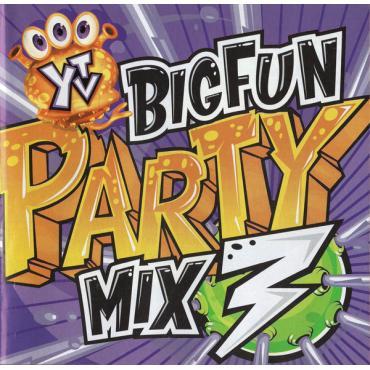 YTV Big Fun Party Mix 3 - Various Production
