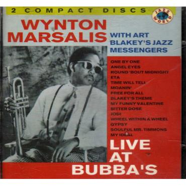 Live At Bubba's - Art Blakey & The Jazz Messengers
