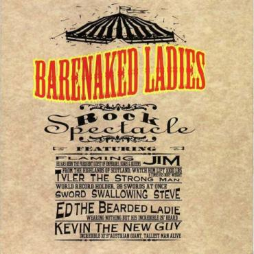 Rock Spectacle - Barenaked Ladies