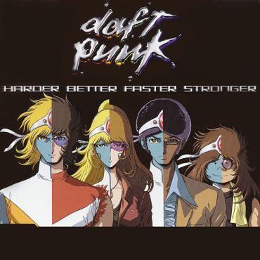 Harder Better Faster Stronger - Daft Punk