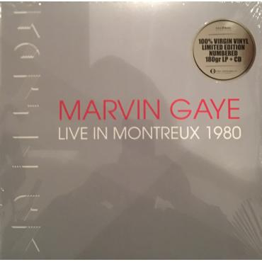 Live In Montreux 1980 - Marvin Gaye