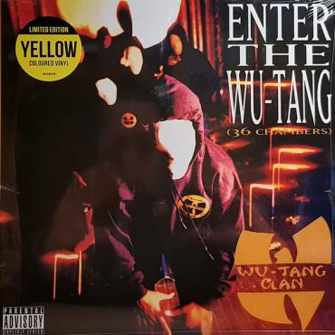 Enter The Wu-Tang (36 Chambers) - Wu-Tang Clan
