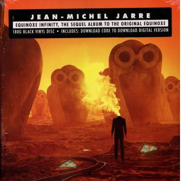 Equinoxe Infinity - Jean-Michel Jarre