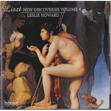 New Discoveries Volume 4: Réves Et Fantaisies - Franz Liszt