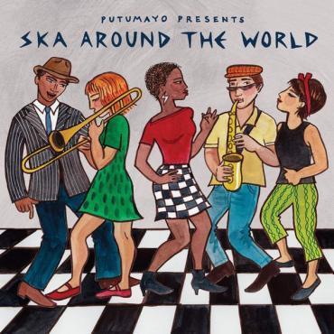 Ska Around The World - Various Production
