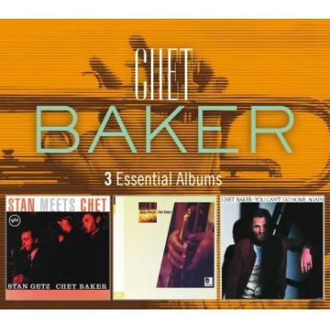3 Essential Albums - Chet Baker