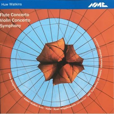 Flute Concerto / Violin Concerto / Symphony - Huw Watkins