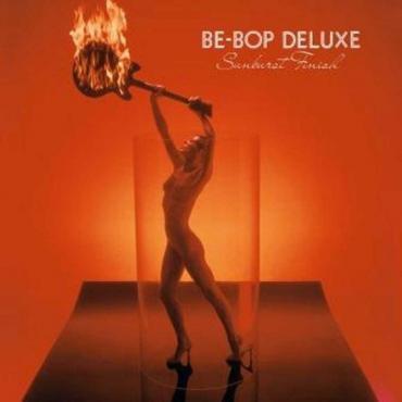 Sunburst Finish - Be Bop Deluxe