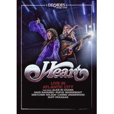 Live In Atlantic City - Heart