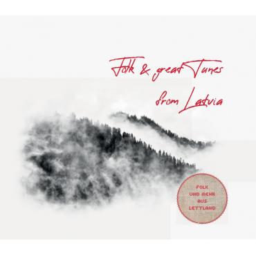 Folk And Great Tunes From Latvia - Various Production