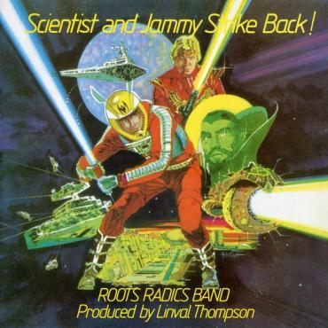 Scientist And Jammy Strike Back! - Scientist