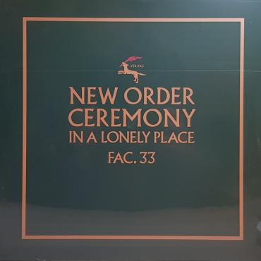 Ceremony - New Order