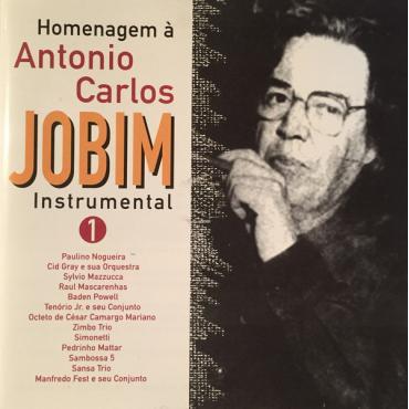 Homenagem À Antonio Carlos Jobim Instrumental 1 - Various Production