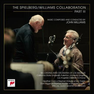 The Spielberg/Williams Collaboration Part III - John Williams