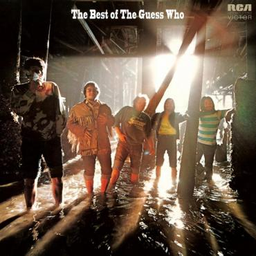 The Best Of The Guess Who - The Guess Who