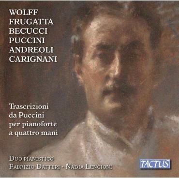 Transcrizionie Da Puccini Per Pianoforte A Quattro Mani - Bernardo Wolff