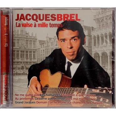 La Valse À Mille Temps - Jacques Brel