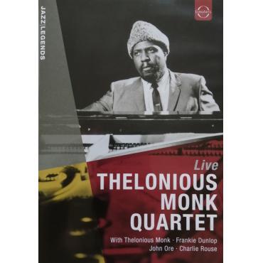 Live - The Thelonious Monk Quartet
