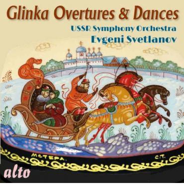 Overtures & Dances - Mikhail Ivanovich Glinka